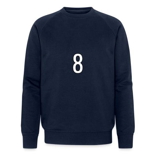 8 - Männer Bio-Sweatshirt von Stanley & Stella
