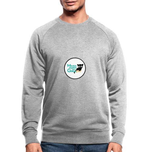 La Muntanyeta dels Gats Logo - Sudadera ecológica hombre
