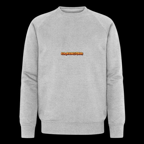 KajmakSohn - Männer Bio-Sweatshirt von Stanley & Stella