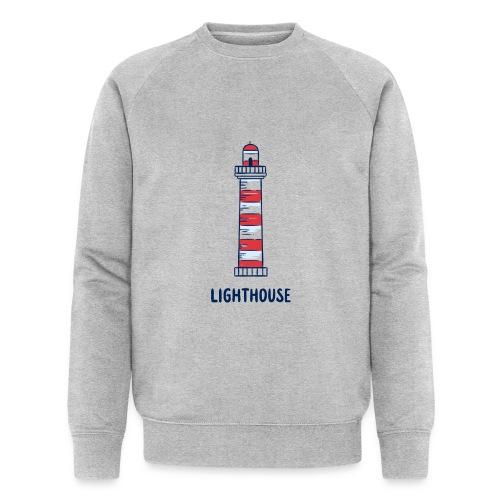 Lighthouse - Männer Bio-Sweatshirt von Stanley & Stella