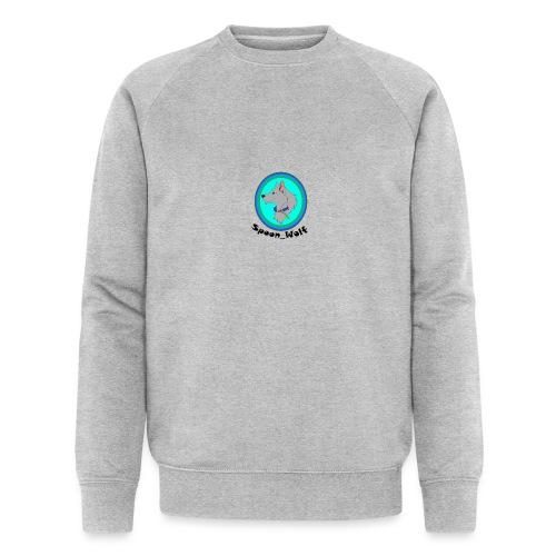 Spoon_Wolf_2-png - Men's Organic Sweatshirt