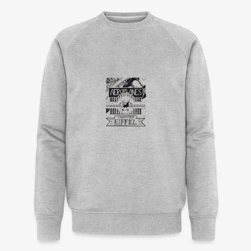 aeroplanesLE001 - Sweat-shirt bio Stanley & Stella Homme