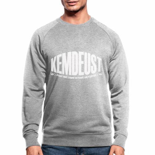 Kemdeust - Mannen bio sweatshirt