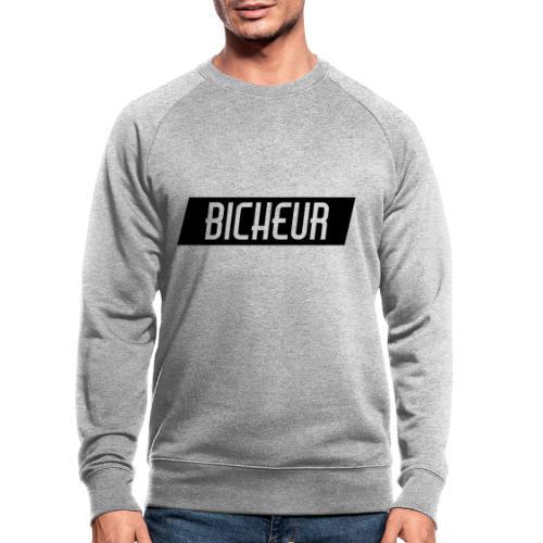 Bicheur logo - Sweat-shirt bio