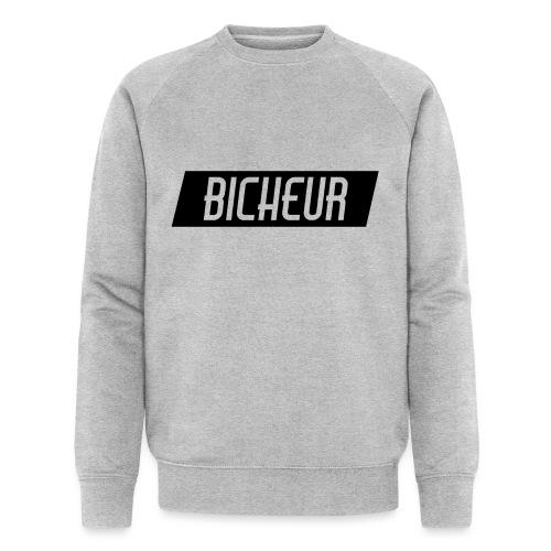 Bicheur logo - Sweat-shirt bio Stanley & Stella Homme