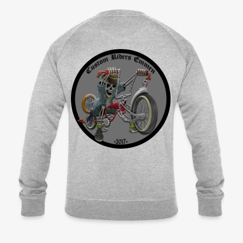 Custom Riders Emmen - Mannen bio sweatshirt van Stanley & Stella
