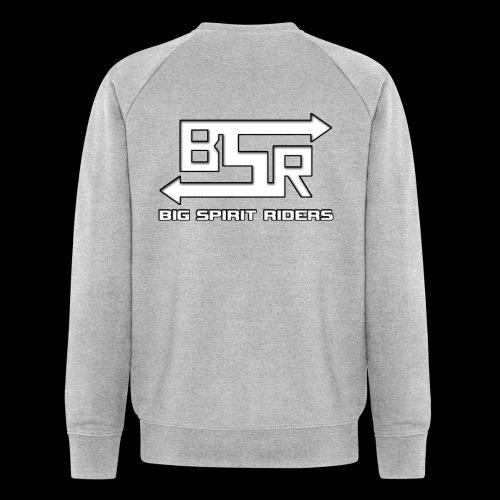 BSR producten met tekst - Mannen bio sweatshirt van Stanley & Stella