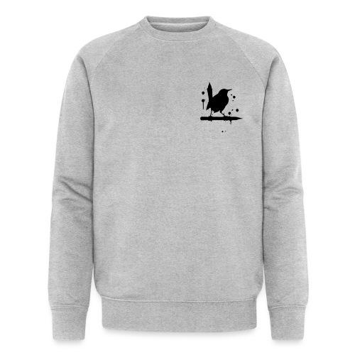 giantLeap vogel druck - Männer Bio-Sweatshirt von Stanley & Stella