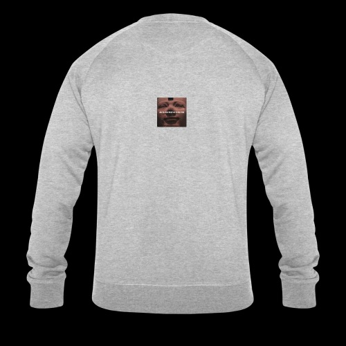 Why be a king when you can be a god - Men's Organic Sweatshirt by Stanley & Stella