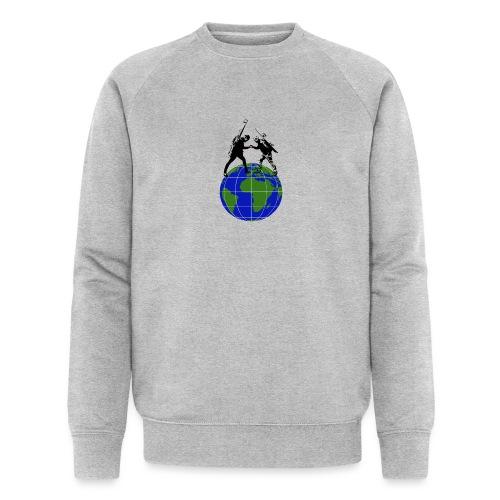 Utforske 2018 - Økologisk sweatshirt for menn fra Stanley & Stella