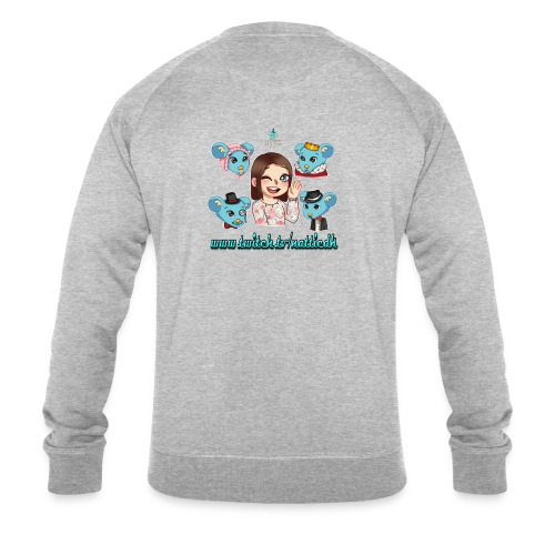 TwitchID - Økologisk Stanley & Stella sweatshirt til herrer