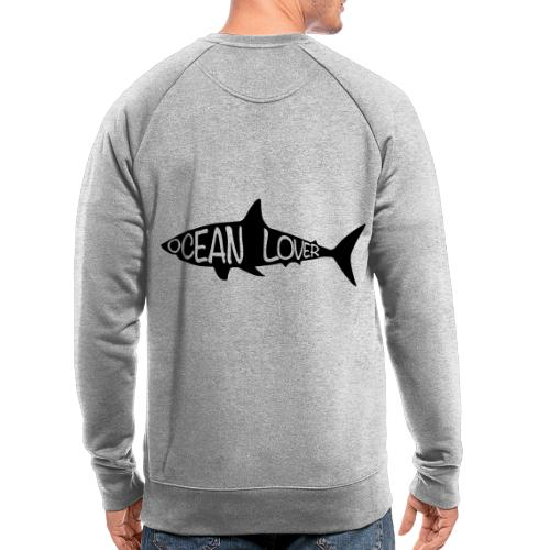 The Shark - Le Requin - Sweat-shirt bio