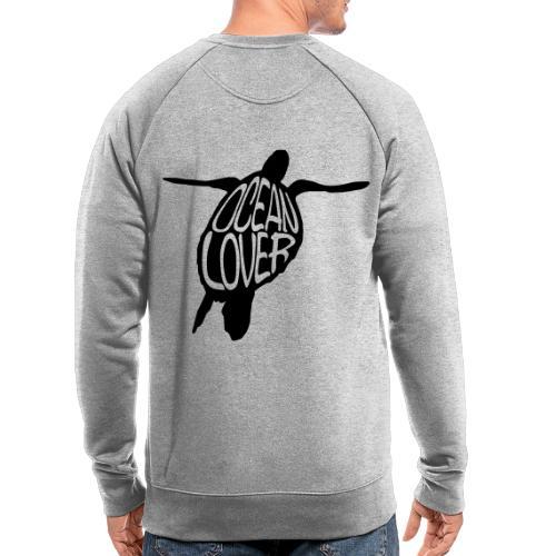 The Sea Turtle - La Tortue Marine - Sweat-shirt bio