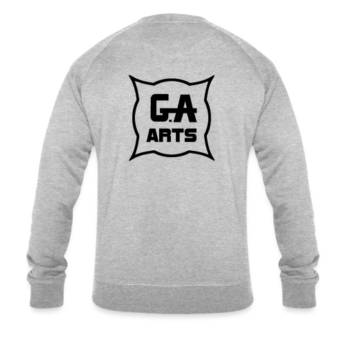 G.A.Arts - Sweat-shirt bio Stanley & Stella Homme