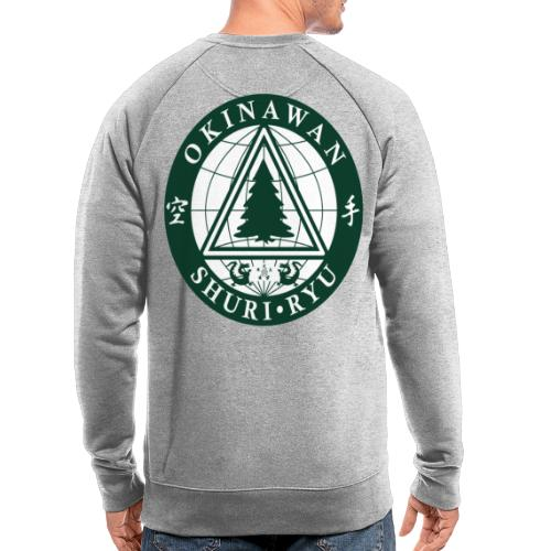Klubmærke Ryg placering - Økologisk Stanley & Stella sweatshirt til herrer