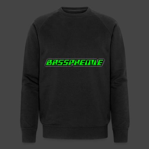 Bassphemie - Neongrün - Männer Bio-Sweatshirt von Stanley & Stella