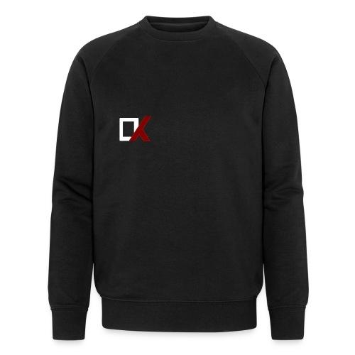 Q1 Gaming Logo - Männer Bio-Sweatshirt von Stanley & Stella