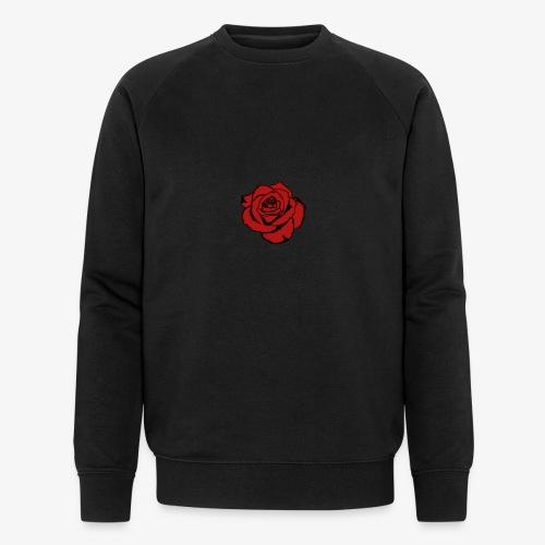 DutchRose - Mannen bio sweatshirt van Stanley & Stella