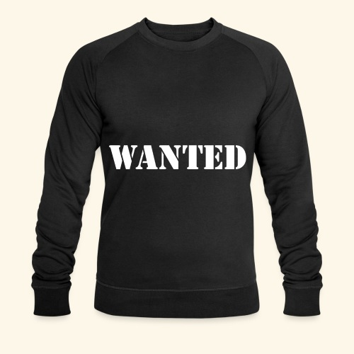 WANTED - Sweat-shirt bio Stanley & Stella Homme