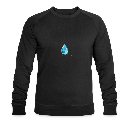 Crystal Water - Männer Bio-Sweatshirt von Stanley & Stella
