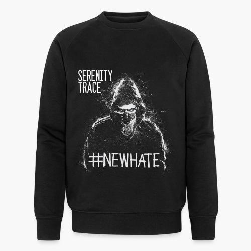 #NewHate Male - Økologisk sweatshirt for menn fra Stanley & Stella