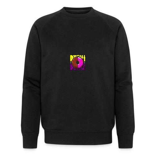 Donut Dienstag - Männer Bio-Sweatshirt von Stanley & Stella