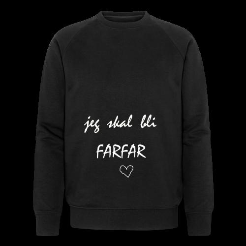 Farfar Collection - Økologisk sweatshirt for menn fra Stanley & Stella