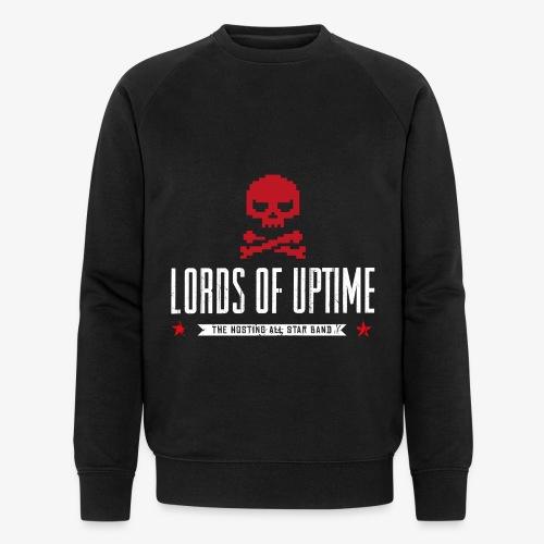 Lords of Uptime - Männer Bio-Sweatshirt von Stanley & Stella