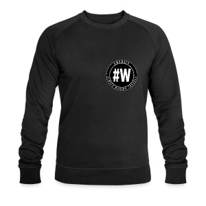 WHOA TV - Men's Organic Sweatshirt by Stanley & Stella