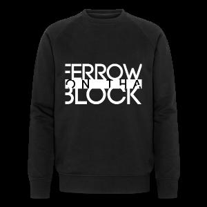 ferrowONblackv4 - Mannen bio sweatshirt van Stanley & Stella