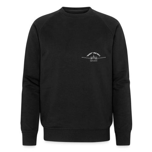 Daisy Blueprint Front 2 - Ekologisk sweatshirt herr från Stanley & Stella