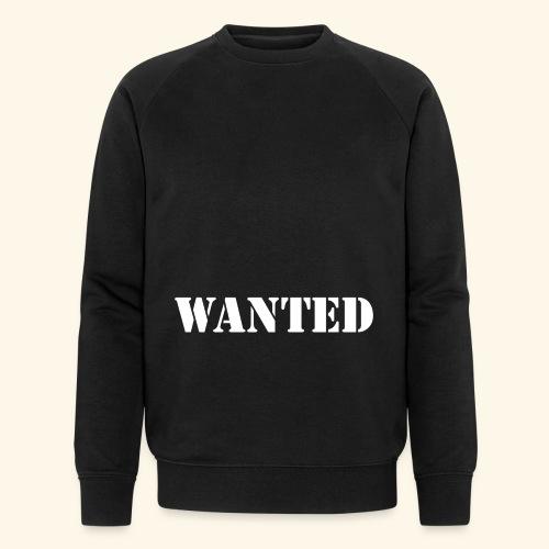 WANTED - Sweat-shirt bio Stanley & Stella Homme