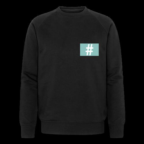 1956709845327 - Mannen bio sweatshirt van Stanley & Stella