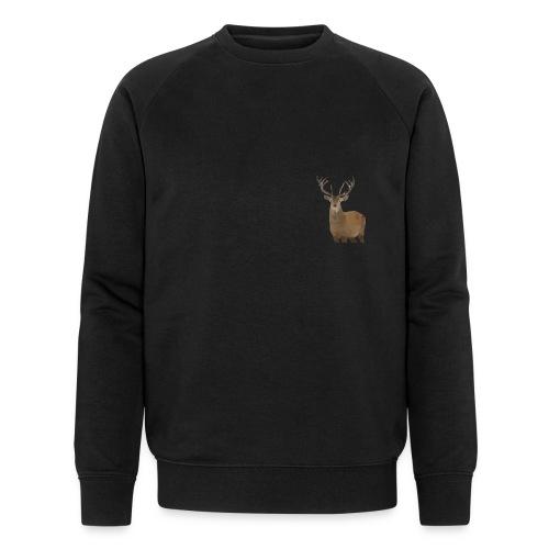 Cerf Low poly hoodie - Sweat-shirt bio Stanley & Stella Homme