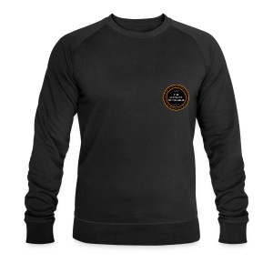 Aberrent Founders Logo - Men's Organic Sweatshirt by Stanley & Stella