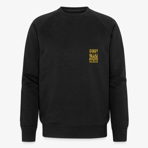 Logo Vertical Petit Jaune - Sweat-shirt bio Stanley & Stella Homme