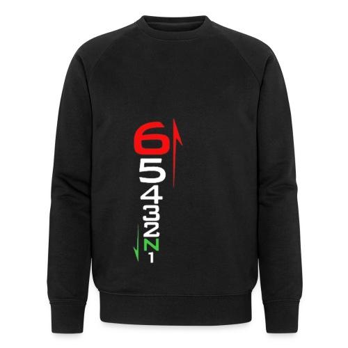 1 Down 5 Up - Men's Organic Sweatshirt by Stanley & Stella