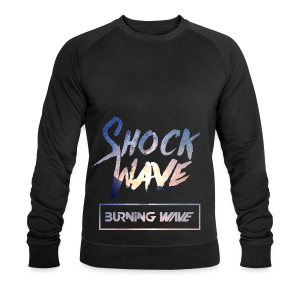 Burning Wave - Shock Wave - Sweat-shirt bio Stanley & Stella Homme