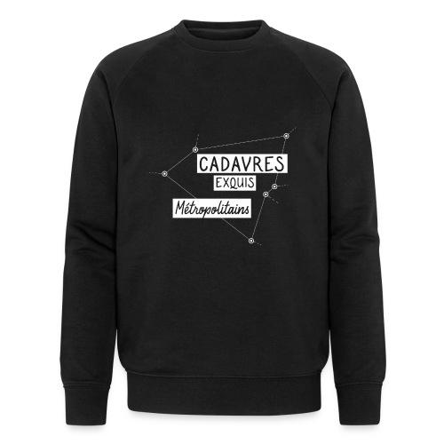 Cadavres Exquis Métropolitains - Sweat-shirt bio Stanley & Stella Homme