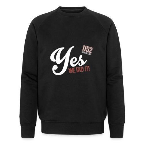 YES-1152.wh - Männer Bio-Sweatshirt von Stanley & Stella