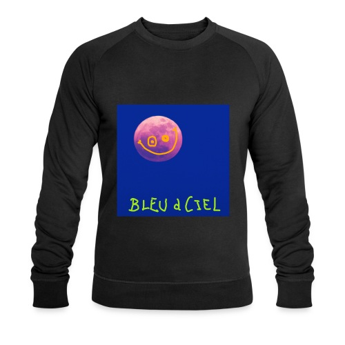 BLEU d CIEL- PINK mOOn collection - Sweat-shirt bio Stanley & Stella Homme