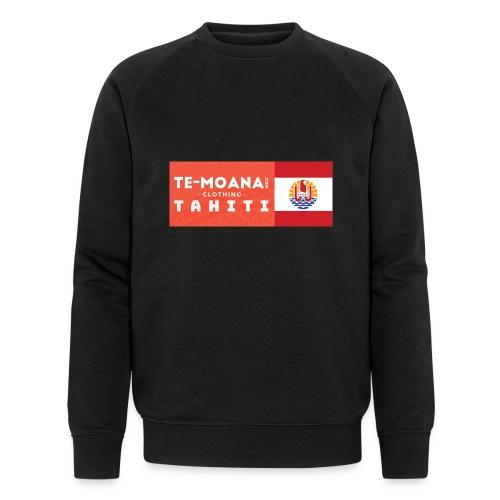 Te Moana Tahiti. Spirit of Sea, Land, Sky - Männer Bio-Sweatshirt von Stanley & Stella
