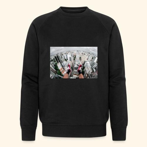 Perspektiv - Ekologisk sweatshirt herr från Stanley & Stella