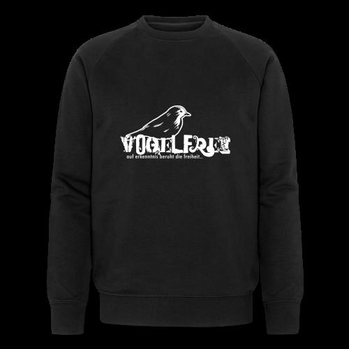 geweihbär Vogelfrei 2 - Männer Bio-Sweatshirt von Stanley & Stella