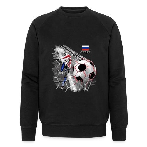 GP22F-04 RUSSIAN FOOTBALL TEXTILES AND GIFTS - Stanley & Stellan miesten luomucollegepaita