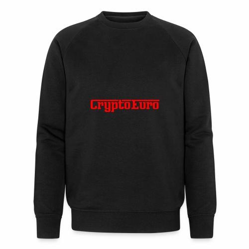 Crypto Euro Design - Mannen bio sweatshirt van Stanley & Stella