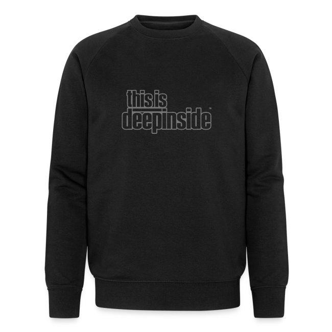 This is DEEPINSIDE logo gray