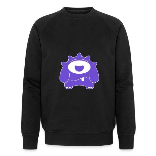 Main character design from the smashET game - Men's Organic Sweatshirt by Stanley & Stella