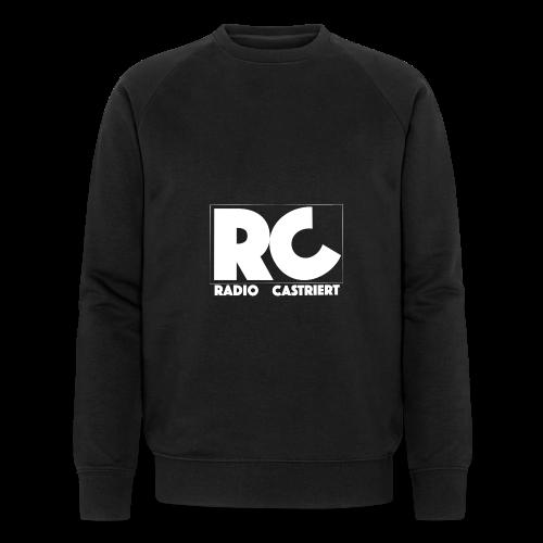 Radio CASTriert Logo 2017/2018 - Männer Bio-Sweatshirt von Stanley & Stella