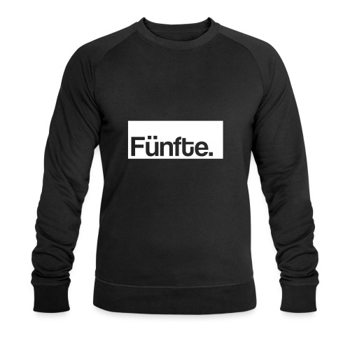 Fünfte. Boxed - Männer Bio-Sweatshirt von Stanley & Stella